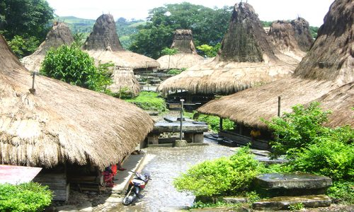 sumba traditional village