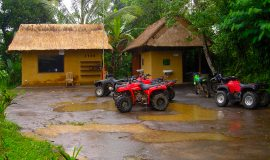 Bali atv quad ride adventure tour