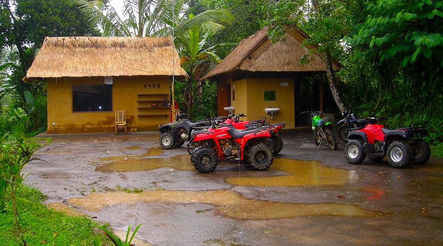 Bali atv quad ride adventure tour