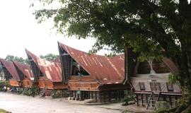 batak traditional house