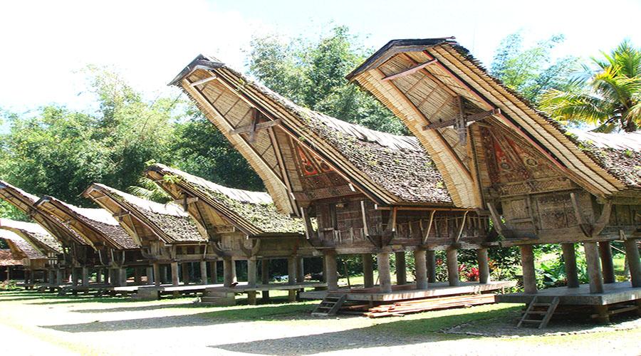 Toja traditional house