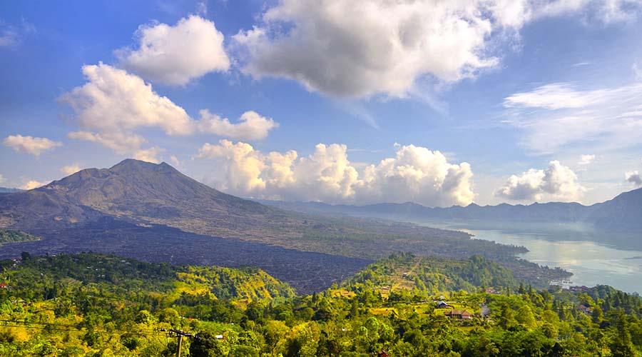 Mount Batur volcano trekking