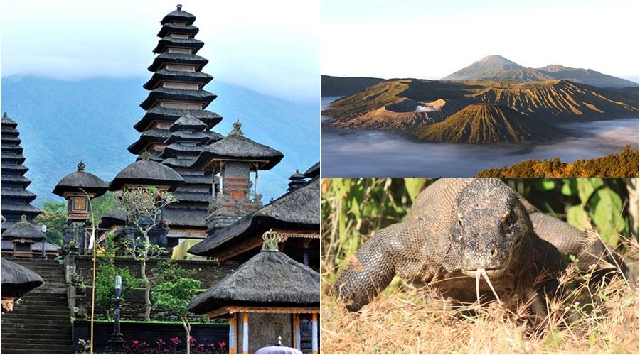 indonesia destinations