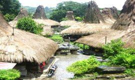 sumba traditional village