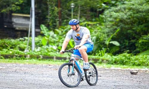 jatiluwih rice paddy cycling bali tour