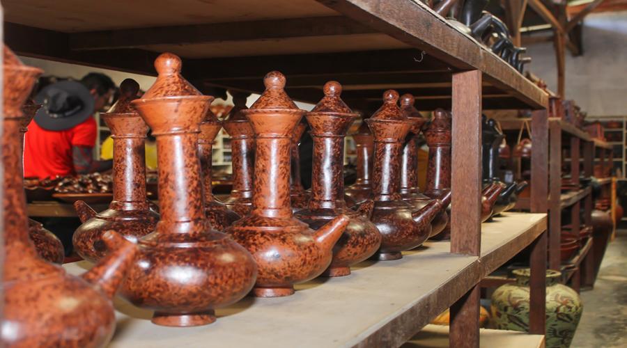 pottery lombok