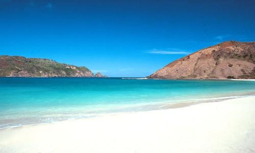 mawun beach lombok