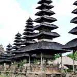 Taman Ayun temple bali