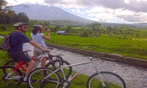 batur cycling bali tour